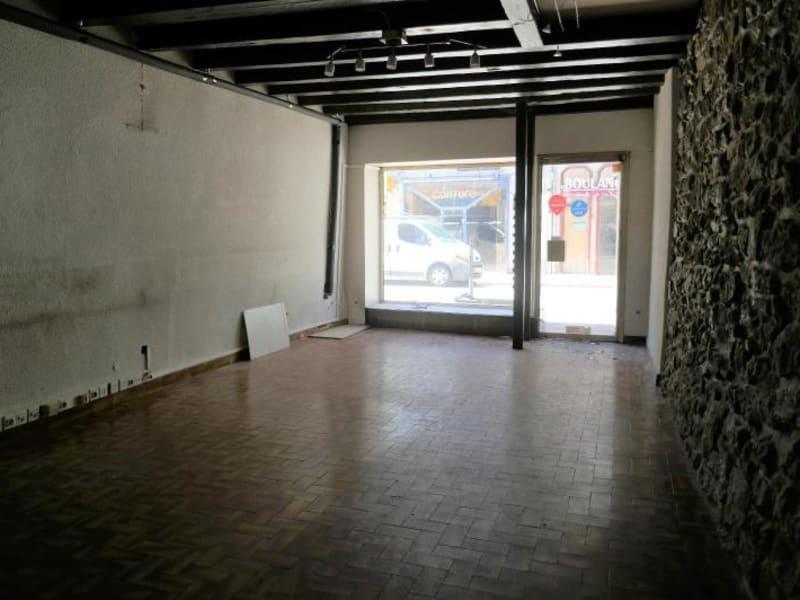 Rental empty room/storage Nantua 379€ HC - Picture 1