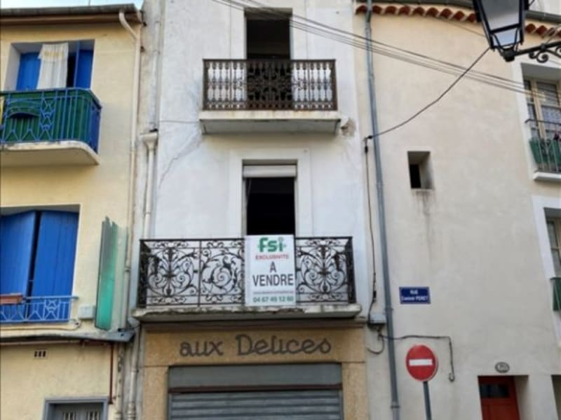 Vente immeuble Beziers 170000€ - Photo 2
