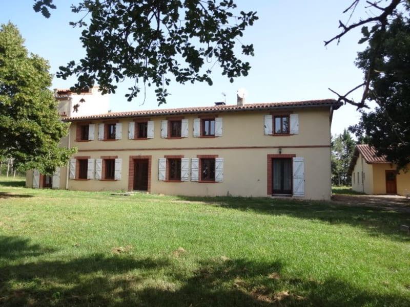 Vente maison / villa Le burgaud 495000€ - Photo 1