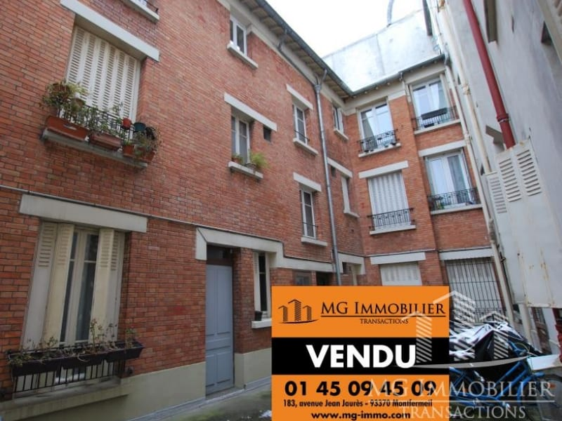 Sale apartment Montreuil 128 000€ - Picture 1