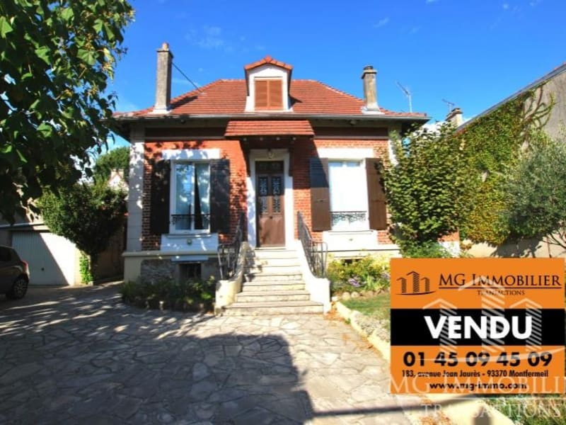 Vente de prestige maison / villa Montfermeil 397000€ - Photo 1