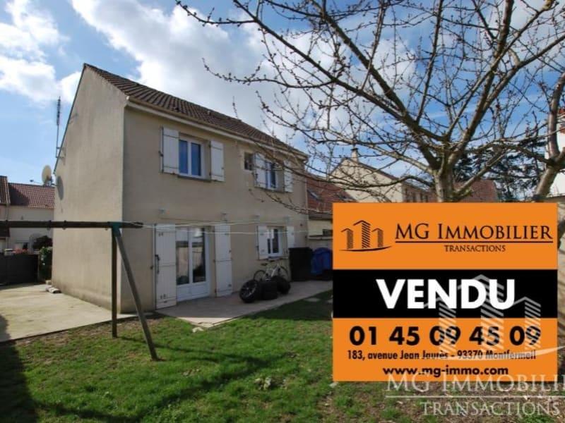Sale house / villa Montfermeil 279000€ - Picture 1