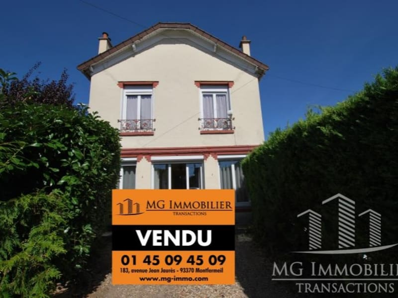 Vente maison / villa Montfermeil 270000€ - Photo 1