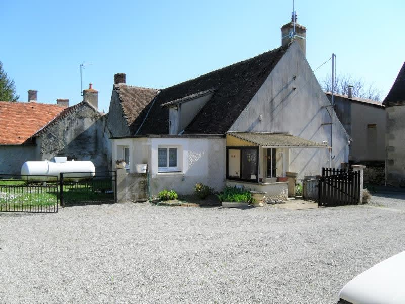 Sale house / villa Bresnay 55000€ - Picture 1