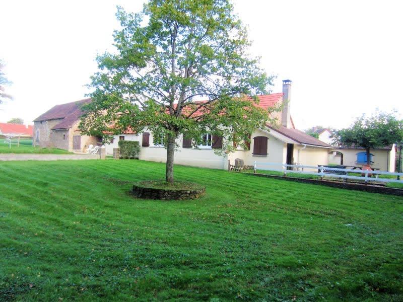 Sale house / villa Tronget 176550€ - Picture 1