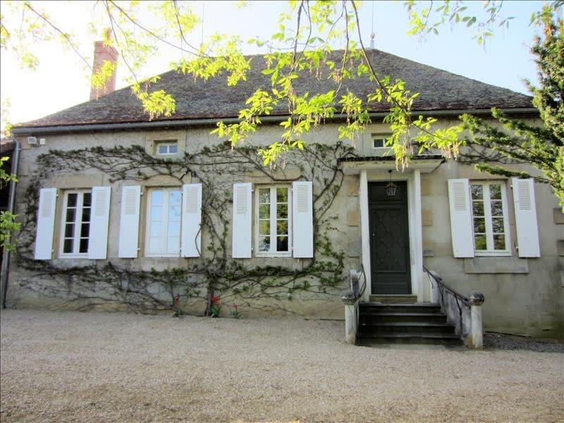 Deluxe sale house / villa Cressanges 252000€ - Picture 1