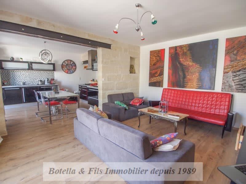 Verkoop  appartement Uzes 295000€ - Foto 1