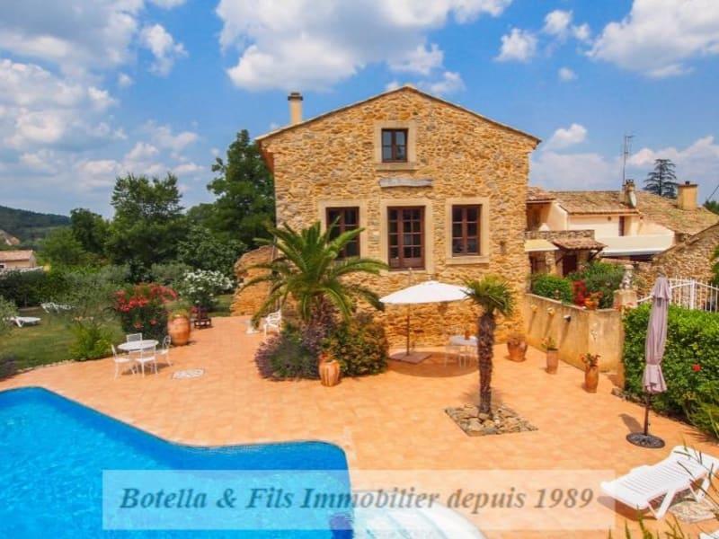 Verkauf von luxusobjekt haus St paulet de caisson 445000€ - Fotografie 4