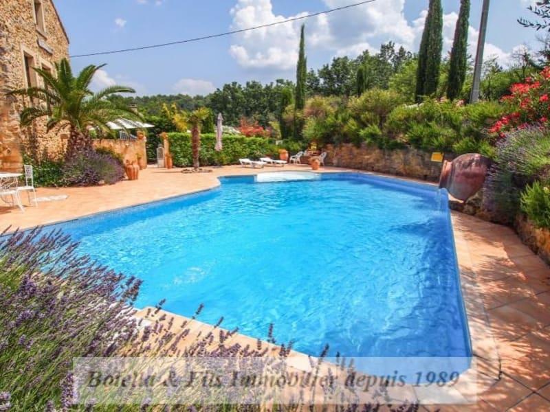 Verkauf von luxusobjekt haus St paulet de caisson 445000€ - Fotografie 5