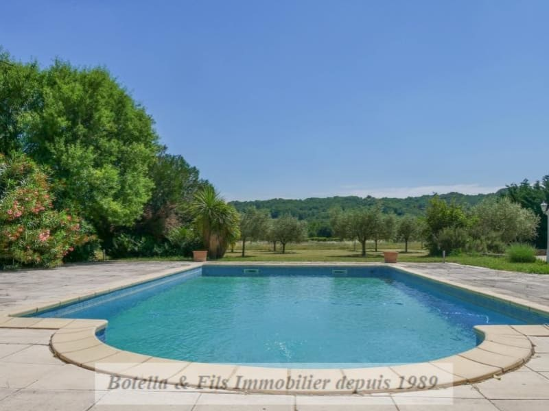 Verkauf von luxusobjekt haus Uzes 850000€ - Fotografie 2