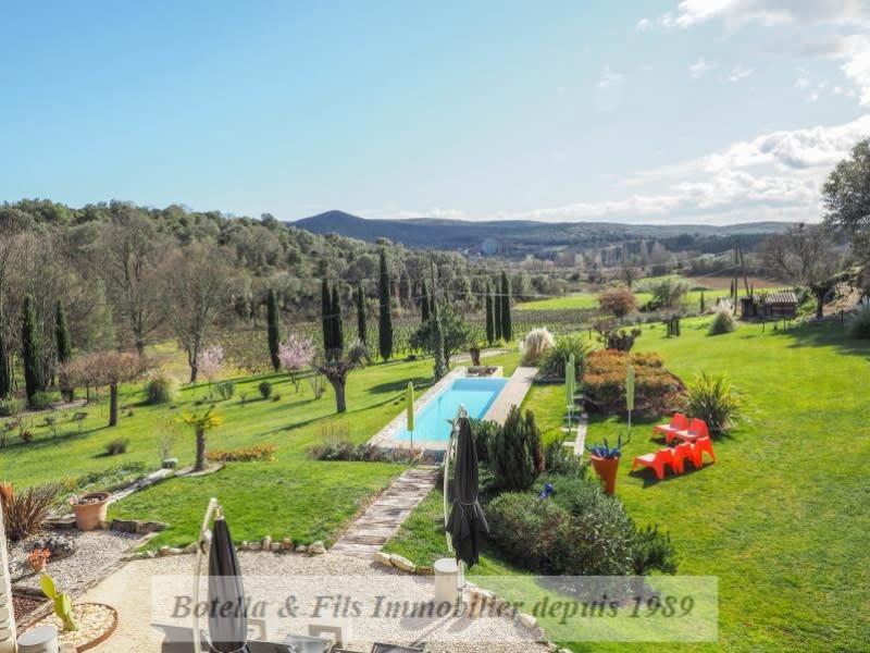 Verkauf von luxusobjekt haus Barjac 690000€ - Fotografie 2