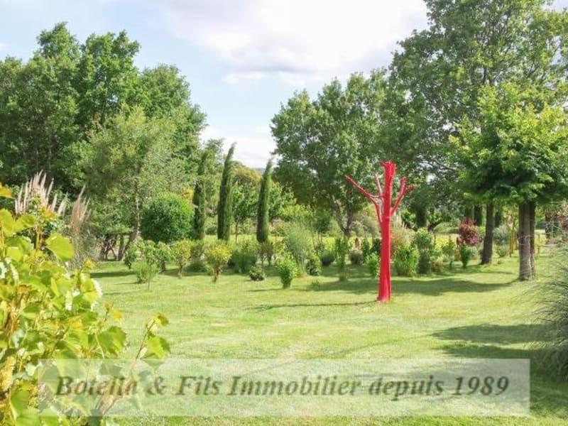 Verkauf von luxusobjekt haus Barjac 690000€ - Fotografie 5