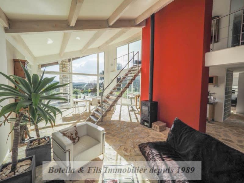 Verkauf von luxusobjekt haus Barjac 690000€ - Fotografie 9