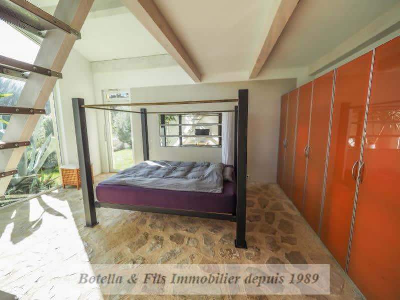 Verkauf von luxusobjekt haus Barjac 690000€ - Fotografie 11