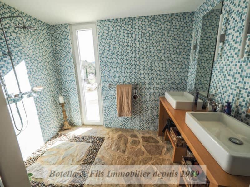 Verkauf von luxusobjekt haus Barjac 690000€ - Fotografie 12