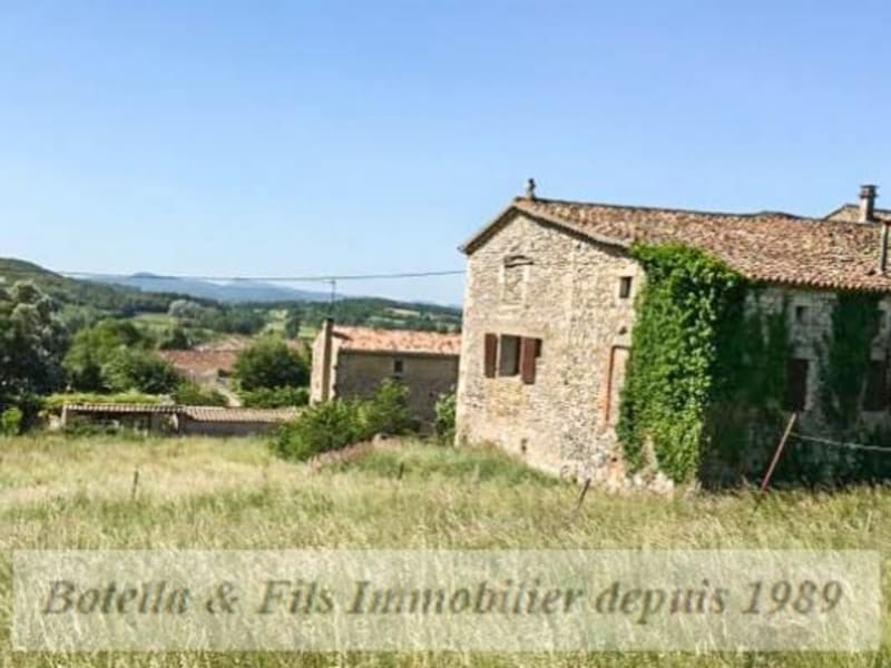 Vente maison / villa Vagnas 234 000€ - Photo 1