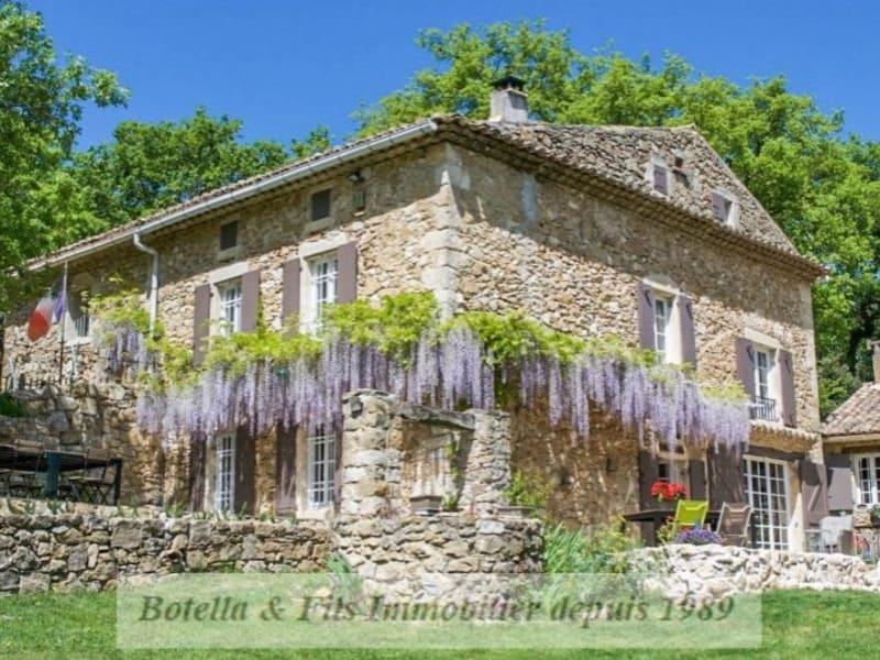 Venta de prestigio  casa La roque sur ceze 750000€ - Fotografía 3