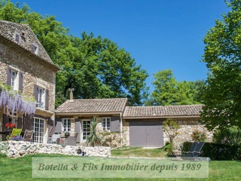Venta de prestigio  casa La roque sur ceze 750000€ - Fotografía 4