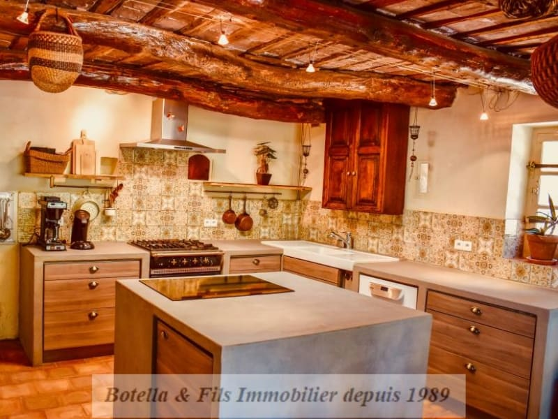 Venta de prestigio  casa La roque sur ceze 750000€ - Fotografía 6