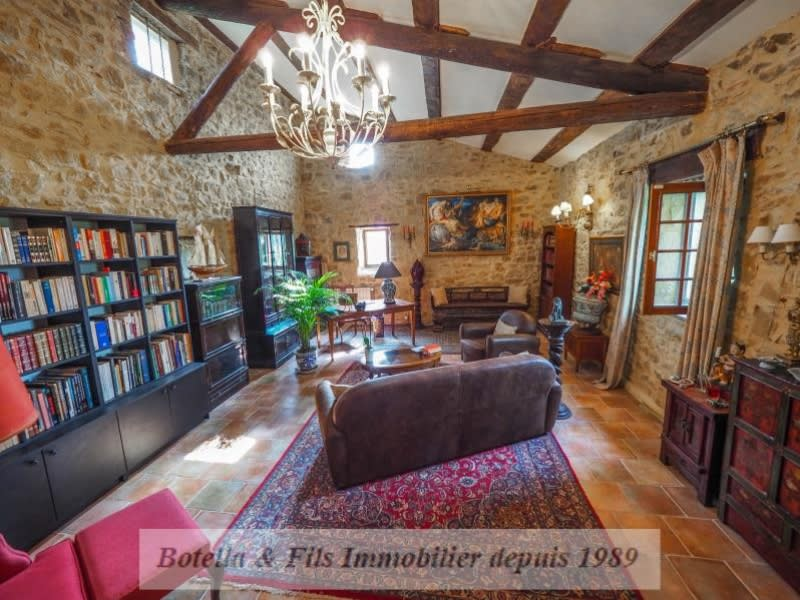 Verkauf von luxusobjekt haus Venejan 480000€ - Fotografie 3