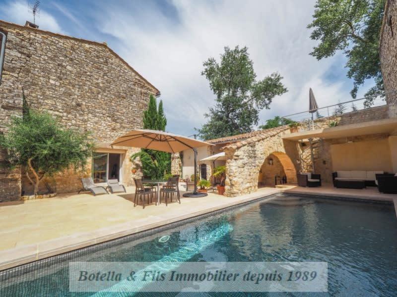 Vente de prestige maison / villa Uzes 950000€ - Photo 1