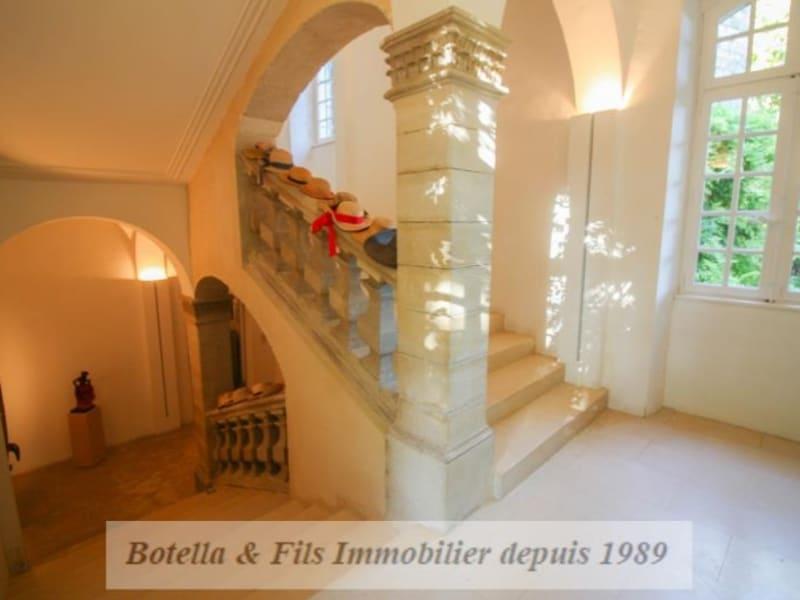 Verkauf von luxusobjekt haus Uzes 1948000€ - Fotografie 12