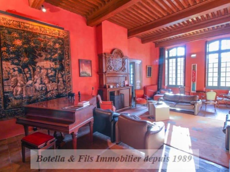 Verkauf von luxusobjekt haus Uzes 1948000€ - Fotografie 13