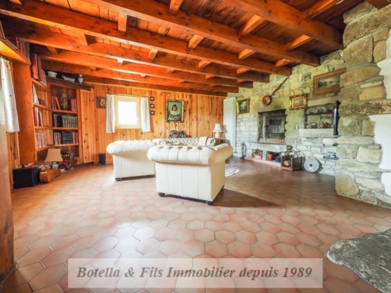 Verkauf von luxusobjekt haus Barjac 899000€ - Fotografie 6