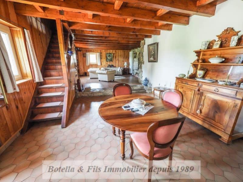 Verkauf von luxusobjekt haus Barjac 899000€ - Fotografie 7