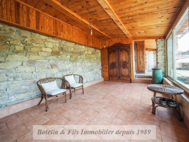 Verkauf von luxusobjekt haus Barjac 899000€ - Fotografie 8