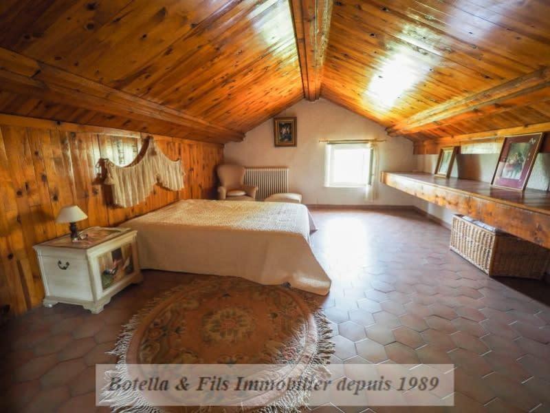Verkauf von luxusobjekt haus Barjac 899000€ - Fotografie 11