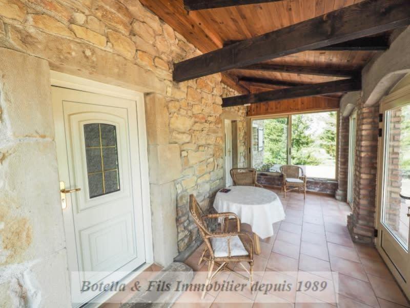 Verkauf von luxusobjekt haus Barjac 899000€ - Fotografie 12