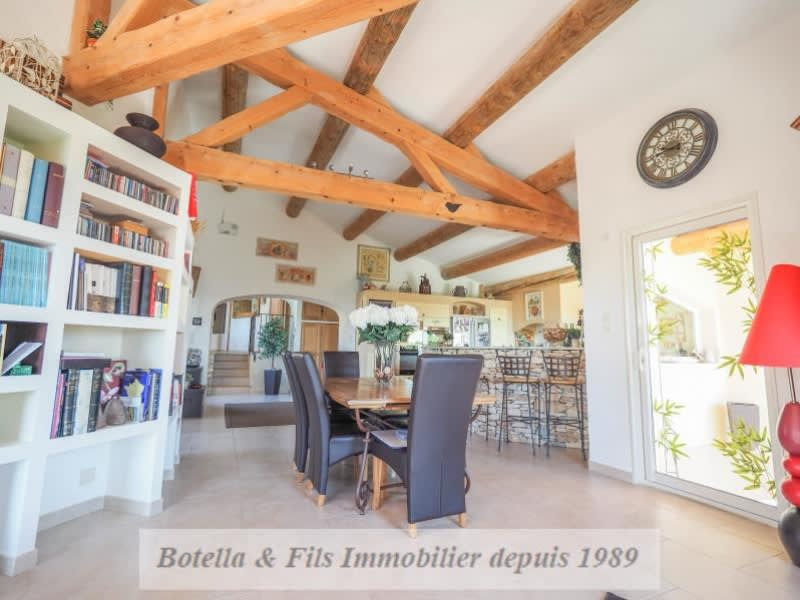 Verkauf von luxusobjekt haus Uzes 630000€ - Fotografie 6