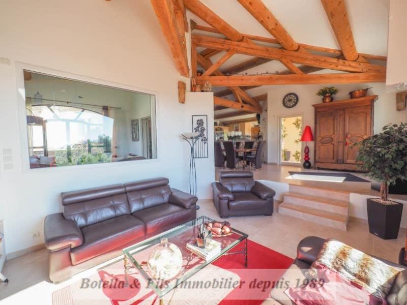 Verkauf von luxusobjekt haus Uzes 630000€ - Fotografie 7