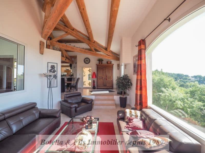 Verkauf von luxusobjekt haus Uzes 630000€ - Fotografie 8