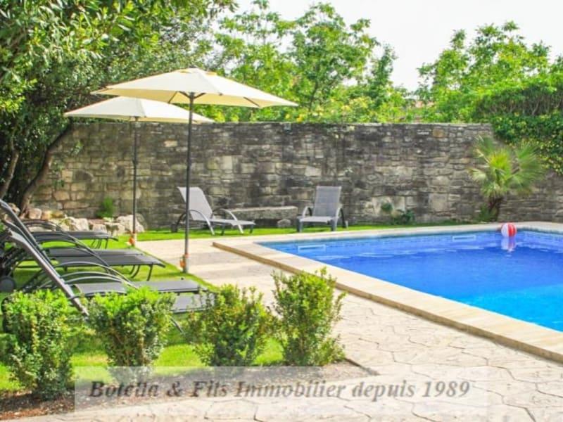 Verkauf von luxusobjekt haus Barjac 886000€ - Fotografie 3