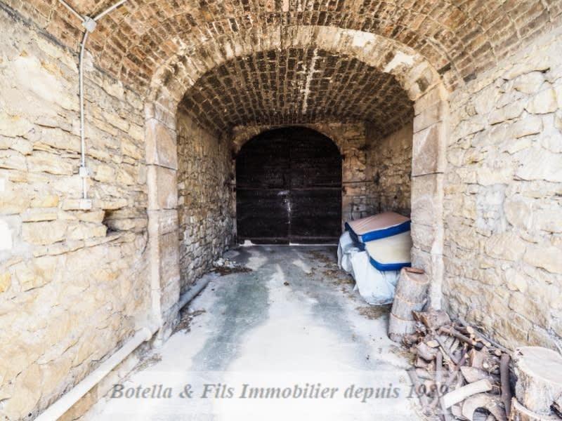 Vente maison / villa Barjac 181000€ - Photo 9