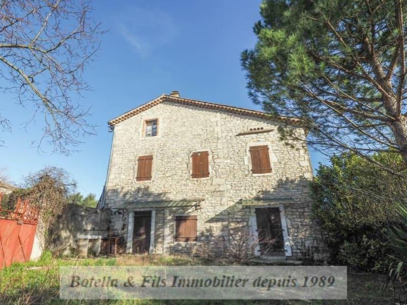 Vente maison / villa Barjac 213000€ - Photo 1