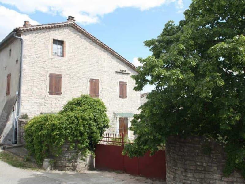 Vente maison / villa Barjac 213000€ - Photo 2