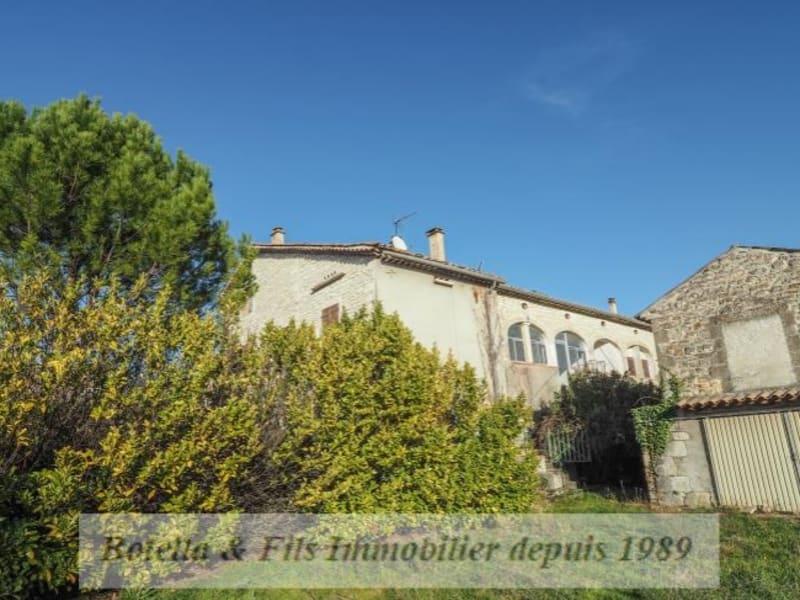 Vente maison / villa Barjac 213000€ - Photo 3
