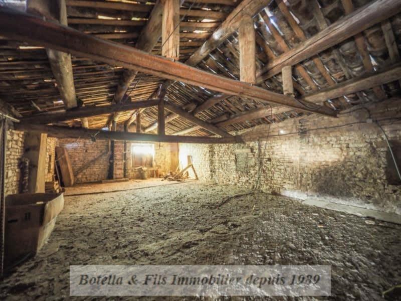 Vente maison / villa Barjac 213000€ - Photo 13