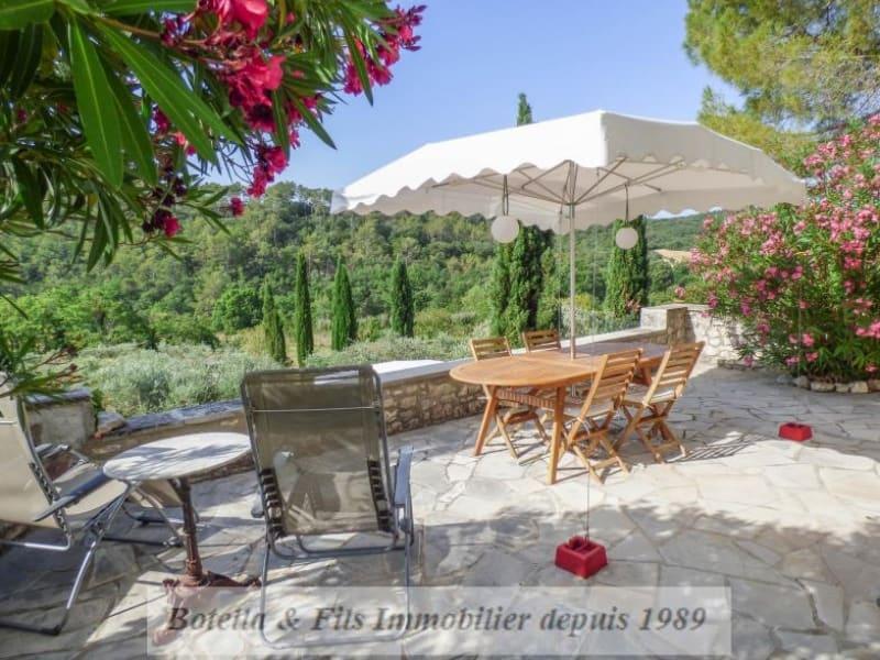 Verkauf von luxusobjekt haus Uzes 420000€ - Fotografie 3