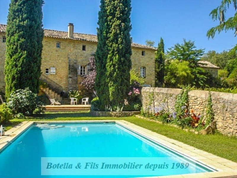 Verkauf von luxusobjekt haus St julien de peyrolas 998000€ - Fotografie 1