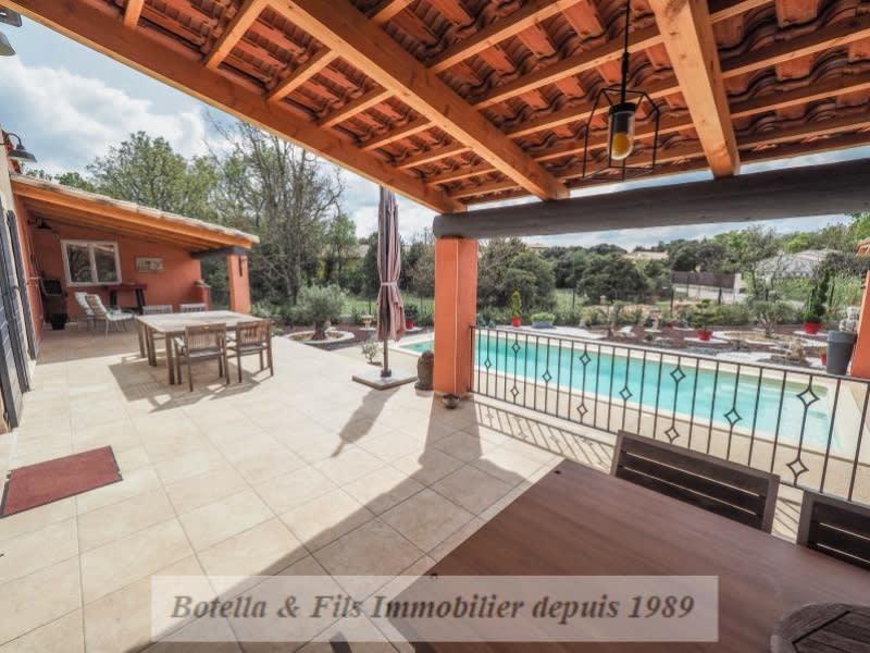 Verkauf von luxusobjekt haus Uzes 495000€ - Fotografie 4