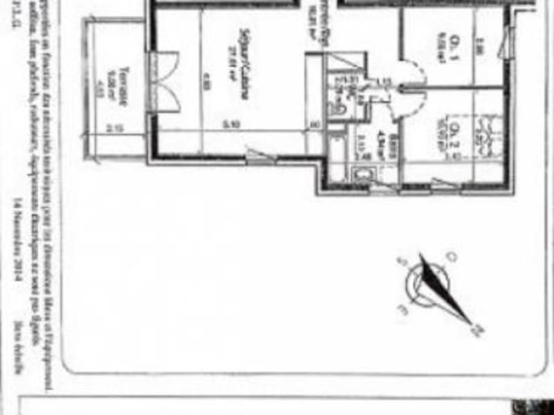 Location appartement Lingolsheim 811€ CC - Photo 7