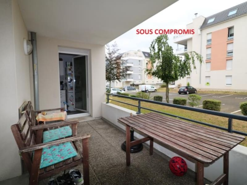 Vente appartement Souffelweyersheim 166000€ - Photo 1