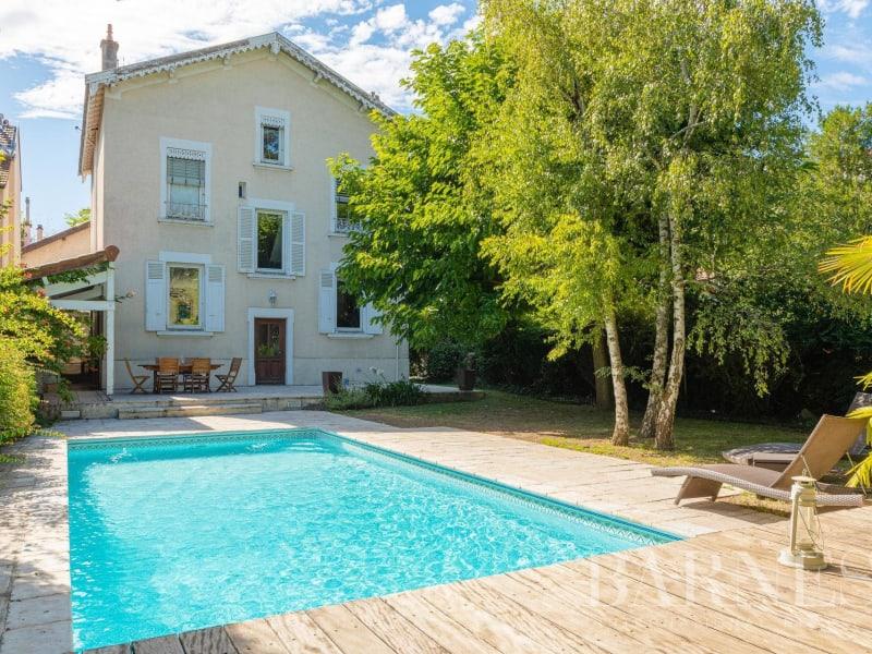 Montchat - Lyon 3ème - Maison - environ 215 m² - 5 chambres - Te