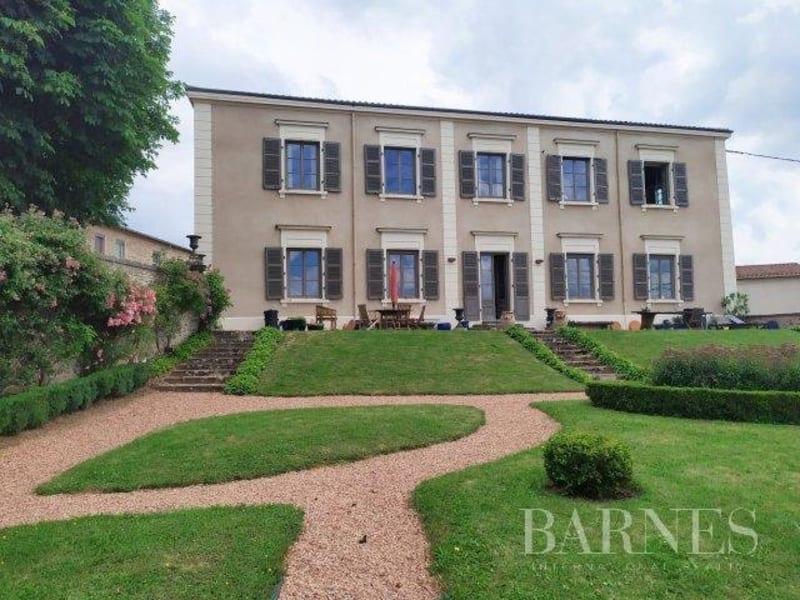 Dardilly - Appartement de 260 m² - 3 chambres - Jardin