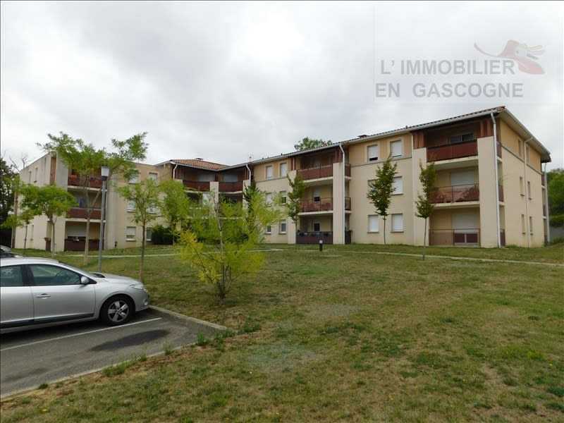 Sale apartment Auch 60950€ - Picture 1