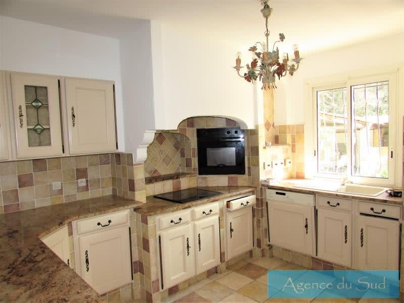 Vente maison / villa La bouilladisse 549000€ - Photo 7